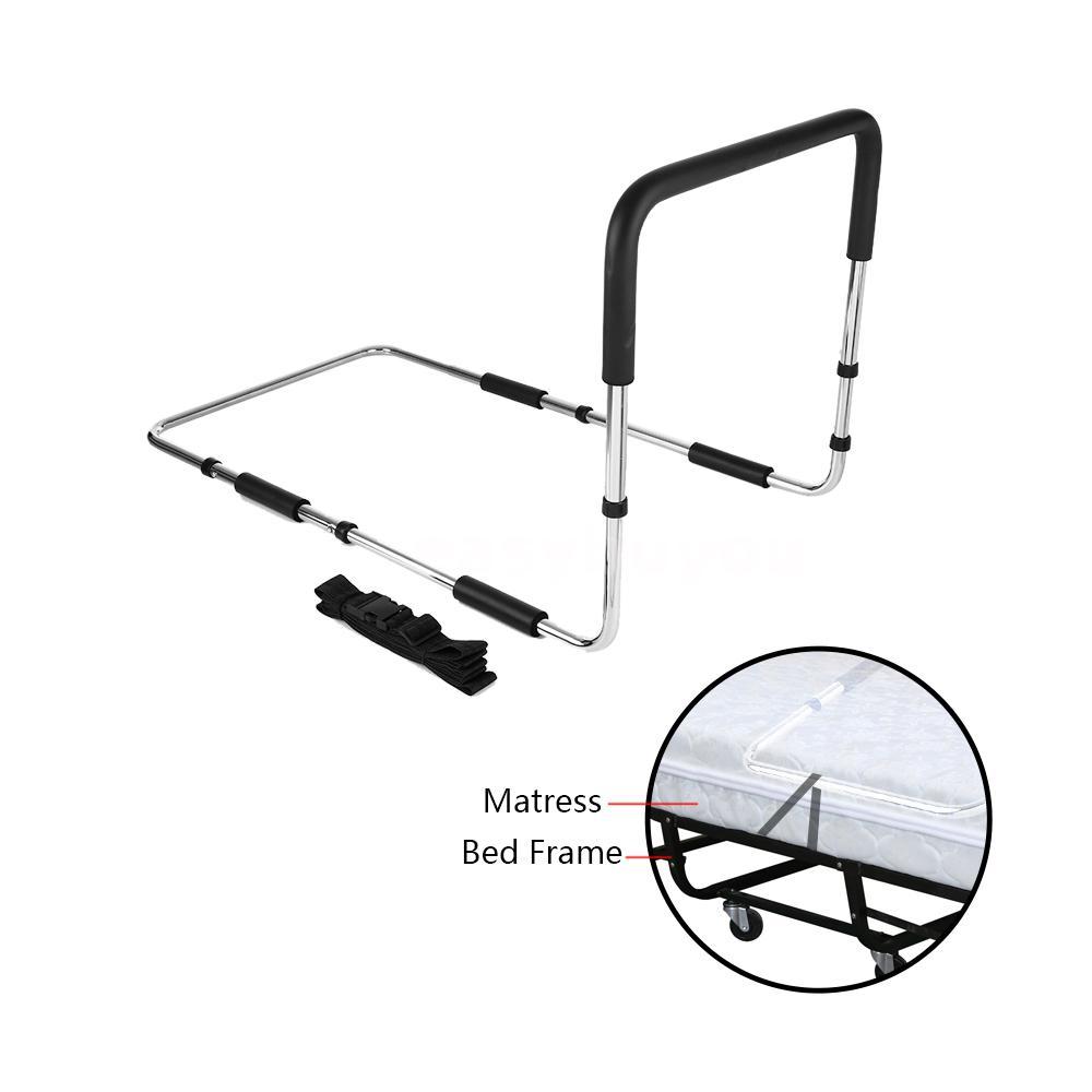 Home Bed Assist Handle Grab Bar Rail Safety Hand Rail Adjustable ...